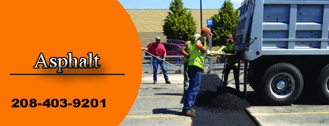 Asphalt Contractor Pocatello