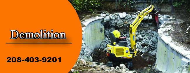 demolition contractor Pocatello