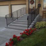 ornamental iron rail contractor