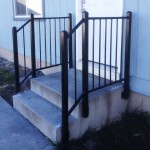 Double sided Rail