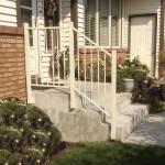 metal handrail pocatello