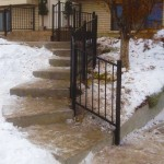 custom handrail company pocatello