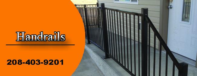 handrail contractor pocatello
