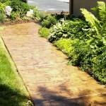 sidewalk contractor