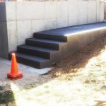 custom concrete steps pocatello