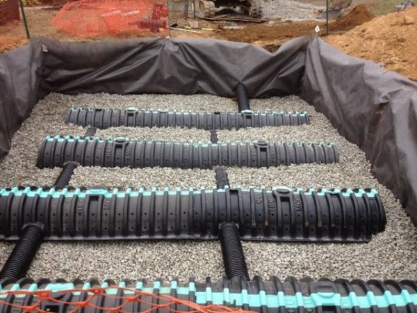 Flood Amp Drain Solutions Wiegman Concrete