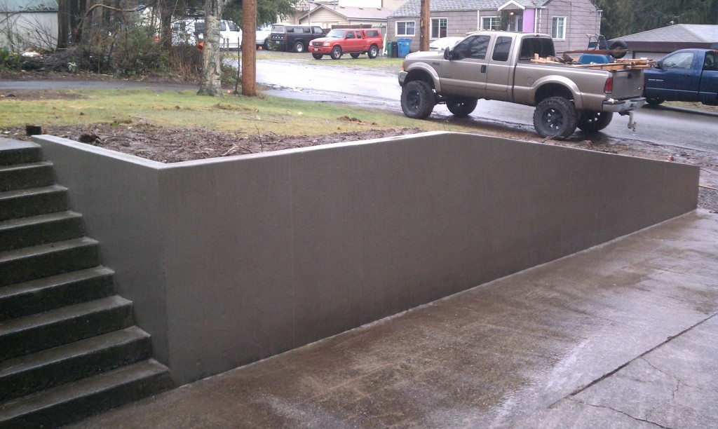 Retaining Wall Pictures